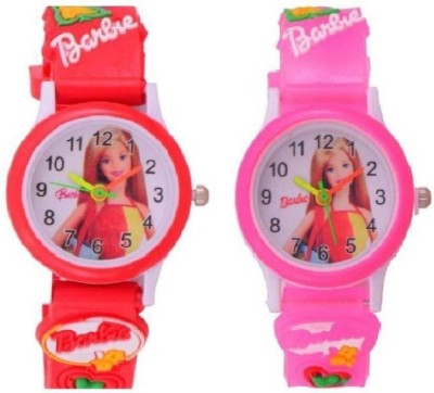 Bright Arts Red and Pink Collcetion Kids watches Watch - For Boys & Girls NEW GENERATION WATCH Watch  - For Girls