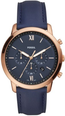 Fossil FS5454 NEUTRA CHRONO Analog Watch  - For Men