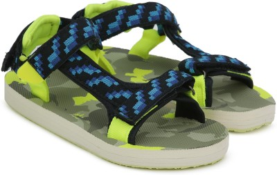 United Colors of Benetton Boys Velcro Sports Sandals