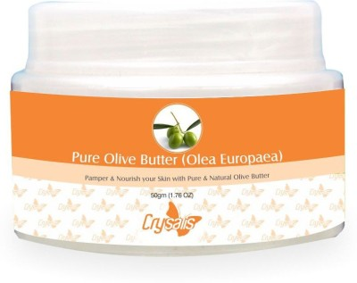 Crysalis Olive Butter (Olea Europaea) Pure And Natural For Skin Care