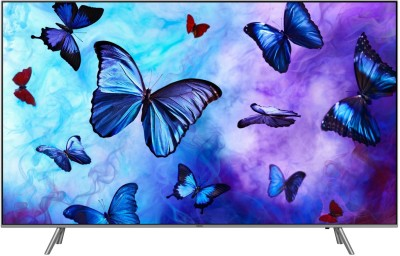Samsung Q Series 138cm (55 inch) Ultra HD (4K) Curved QLED Smart TV