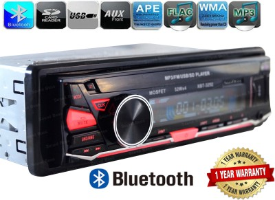 Sound Boss XBT-3252 DETACHABLE Bluetooth Wireless With Phone Caller Id Receiver Car Stereo