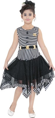 JioFashion Girls Midi/Knee Length Party Dress