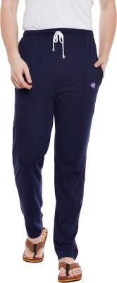 Vimal Jonney Solid Men's Dark Blue Track Pants