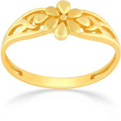 Malabar Gold and Diamonds MHAAAAAAEOOK_8 22kt Yellow Gold ring