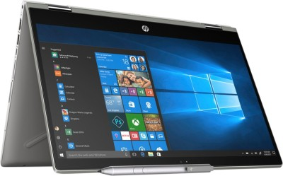 HP Pavilion x360 Core i5 8th Gen - (8 GB/1 TB HDD/8 GB SSD/Windows 10 Home/2 GB Graphics) 14-cd0051TX 2 in 1 Laptop