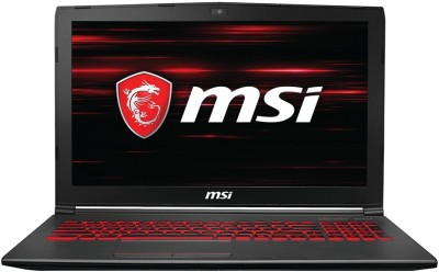 MSI GV Core i5 8th Gen - (8 GB/1 TB HDD/128 GB SSD/Windows 10 Home/6 GB Graphics) GV62 8RE-038IN Gaming Laptop