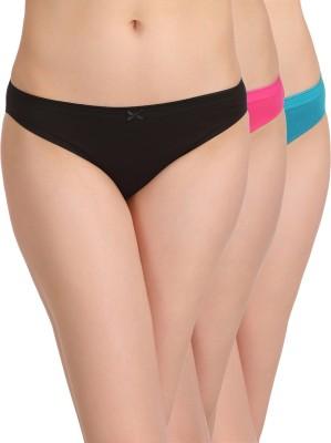 Clovia Women Bikini Multicolor Panty