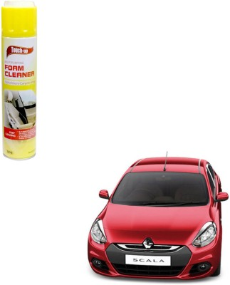 AdroitZ MULTIPURPOSE FOAM CLEANER FOAM_CLENR_TUCHUP_YELLW_ST1_Scala Vehicle Interior Cleaner