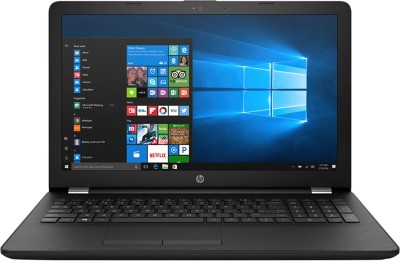 HP 15 Core i3 7th Gen - (4 GB/1 TB HDD/Windows 10 Home) 15-bs655TU Laptop