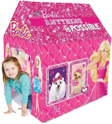 Barbie Kids Play Indoor & Outdoor Tent House