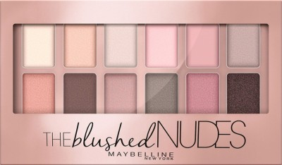 Maybelline The Blushed Nudes 9 g