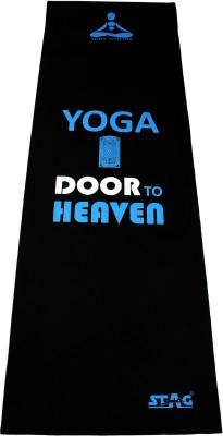 Stag YOGA MANTRA PRINTED MAT WITH BAG 180CM X 60CM Multicolor 6 mm Yoga Mat