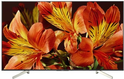 Sony 138.8cm (55 inch) Ultra HD (4K) LED Smart TV