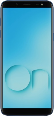 Samsung Galaxy On6 (Blue, 64 GB)