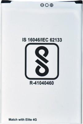 MOBACC Mobile Battery For Swipe ELITE 4G