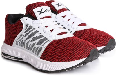 Xpert Boys Lace Running Shoes