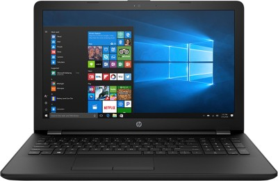 HP 15q Celeron Dual Core - (4 GB/1 TB HDD/Windows 10 Home) 15q-bu031TU Laptop