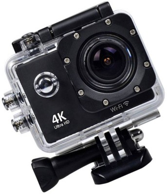 ALONZO Wifi 4K Action Sports and Action Camera