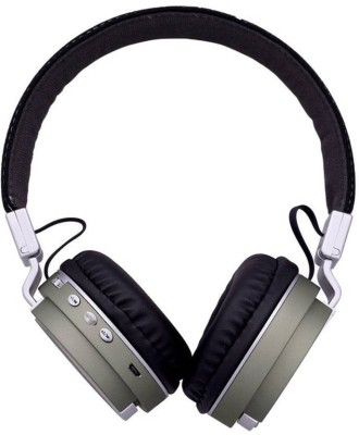 CELESTECH CTZ003 On Ear 3 in 1 Wireless Bluetooth Foldable Stereo Headsets With Mic HD Deep Bass Stereo and FM Radio Bluetooth, Wired Headset with Mic