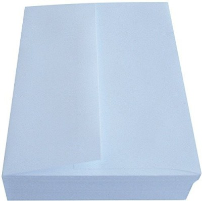 LEADER PAPER PRODUCTS Leader Paper Products Leader A2 Peggable Envelopes (50 Pack), 4.375 By 5.75