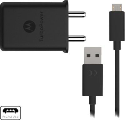 Motorola TurboPower??? 15+ Wall Charger with Micro-USB Data Cable Mobile Charger