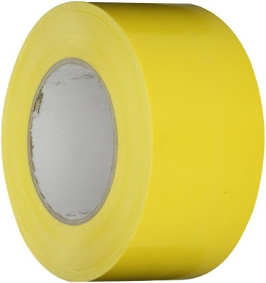 True-Ally Yellow Floor Marking Tape 3 inch / 72mm x 25 mtr Adhesive