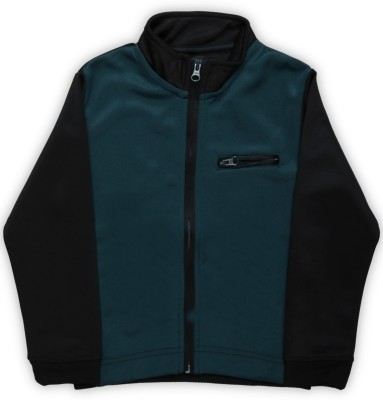 United Colors of Benetton Full Sleeve Solid Boys Jacket