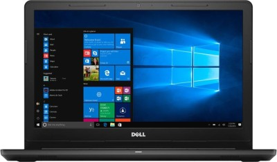 Dell Inspiron 15 3000 APU Dual Core A9 - (8 GB/1 TB HDD/Windows 10 Home) 3565 Laptop