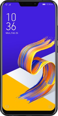 Asus ZenFone 5Z (Midnight Blue, 256 GB)