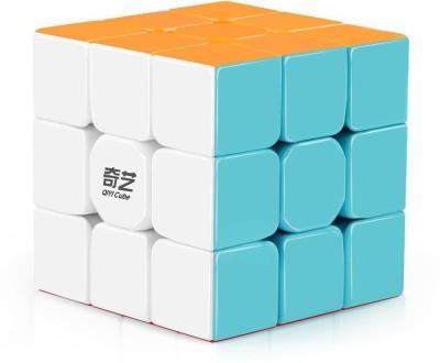 Taxton QiYi Warrior W 3x3x3 Stickerless Speed Cube
