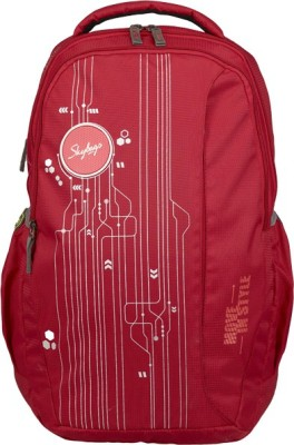 Skybags SPARK 2 LAPTOP BACKPACK RED 33 L Laptop Backpack