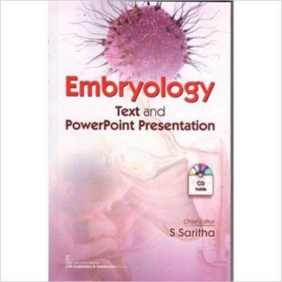 Embryology Text And Powerpoint Presentation In Cd (Pb 2018)