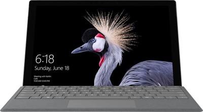 Microsoft Surface Pro Core i5 7th Gen - (8 GB/128 GB SSD/Windows 10 Pro) M1796 2 in 1 Laptop