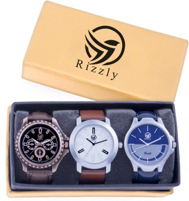 Rizzly Stylish Premium Watch  - For Men