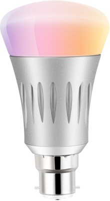 EMBox 7W Smart wifi LED Bulb – Smart phone app remote controlled - Compatible with Alexa Echo & Google Home-16 million colors - smart light Smart Bulb