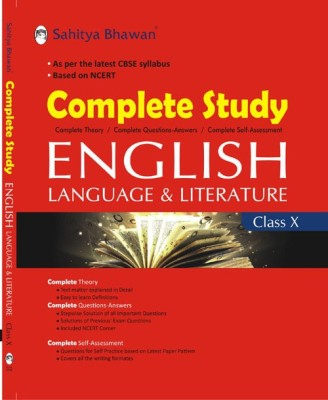 COMPLETE STUDY ENGLISH LANGUAGE & LITERATURE 10