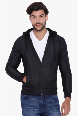 Campus Sutra Full Sleeve Solid Men Jacket