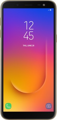 Samsung Galaxy J6 (Gold, 64 GB)