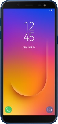 Samsung Galaxy J6 (Blue, 64 GB)