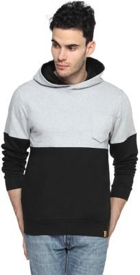 Campus Sutra Full Sleeve Colorblock Men Sweatshirt