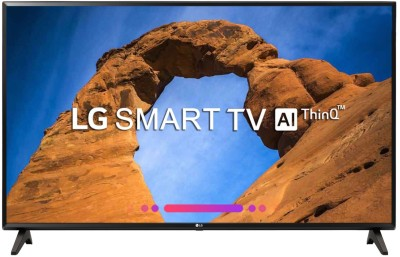 LG Smart 108cm (43 inch) Full HD LED Smart TV 2018 Edition