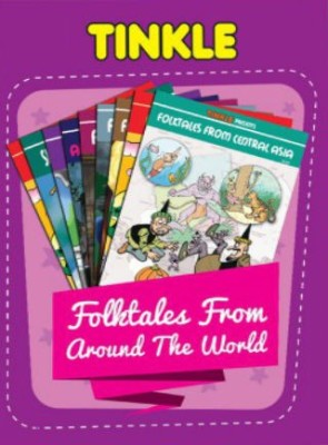 TINKLE FOLKTALES FROM AROUND THE WORLD