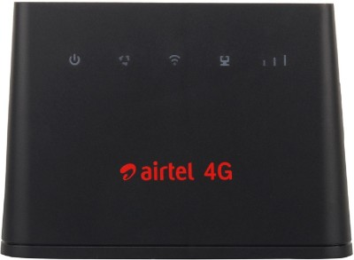 Airtel B310 4G ALL SIM SUPPORT HOTSPOT WIFI Router