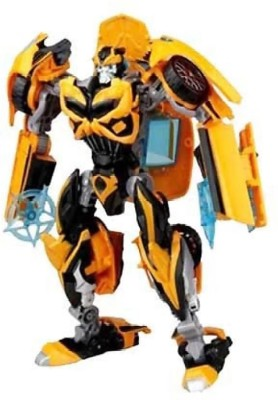 Dhawani Transformers Bumblebee Die Cast Metal Edition Robot to Car Converting Figure