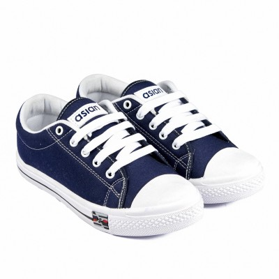 Asian PARIS-71 Canvas Shoes For Women