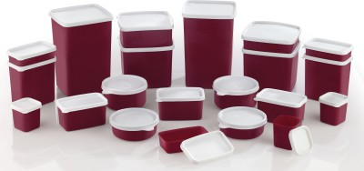 Mastercook  - 2000 ml, 1200 ml, 600 ml, 500 ml, 400 ml, 300 ml, 250 ml, 200 ml, 100 ml Polypropylene Grocery Container