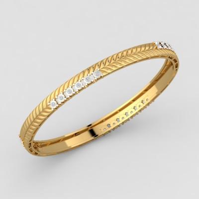 ShipJewel Rose Gold 18kt Hoop Earring