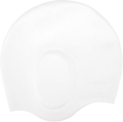 Aurion SWIM-CAP2525-white Swimming Cap
