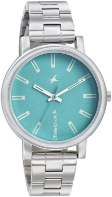 Fastrack 68010SM02 Analog Watch  - For Women